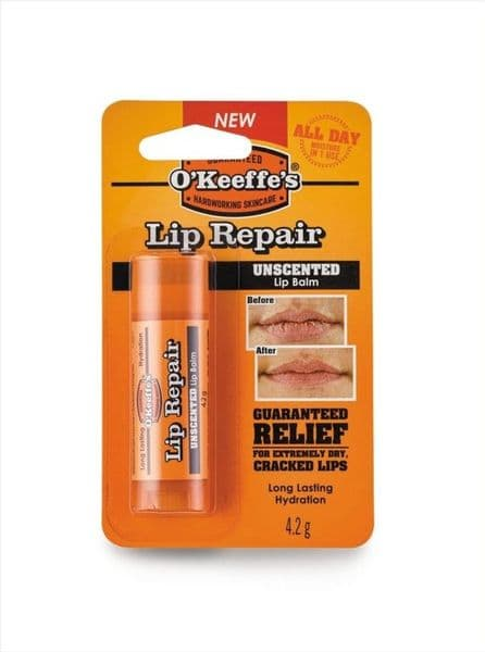 O'Keeffe's Lip Repair 4.2g - Unscented